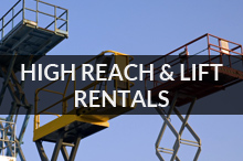 High Reach and Lift Rentals